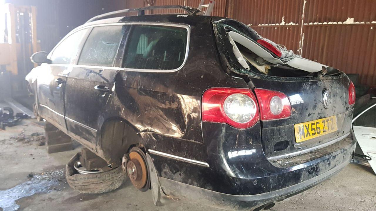 Dezmembrez VW Passat B6 2.0tdi