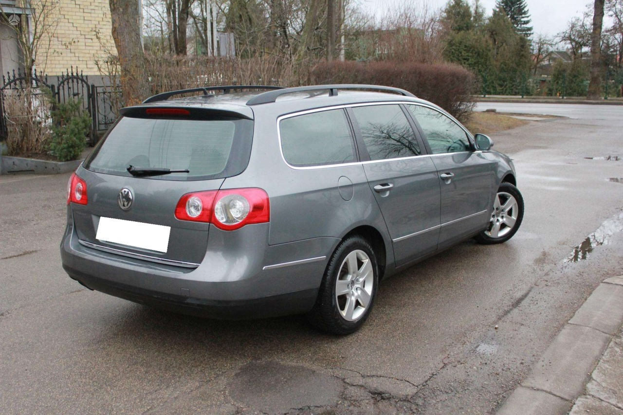 Dezmembrez VW PASSAT B6 an fabr. 2006, 2.0TDi