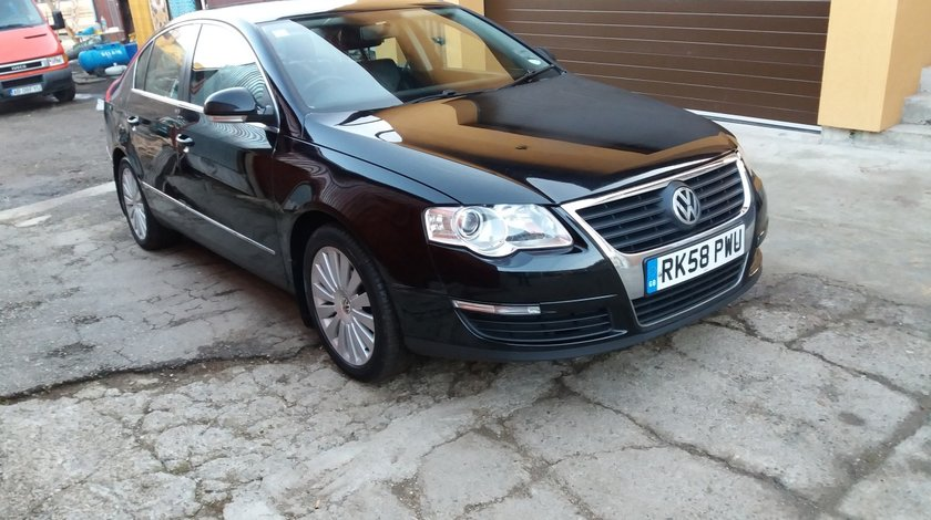 Dezmembrez vw passat b6 berlina / sedan 2.0 tdi common-rail cba 140 cp 2008