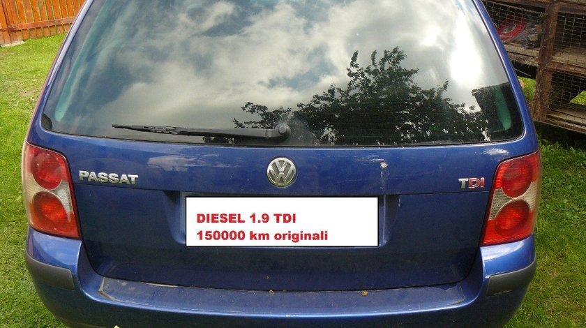DEZMEMBREZ VW PASSAT DIESEL 1 9 TDI CUTIE VITEZE MANUALA