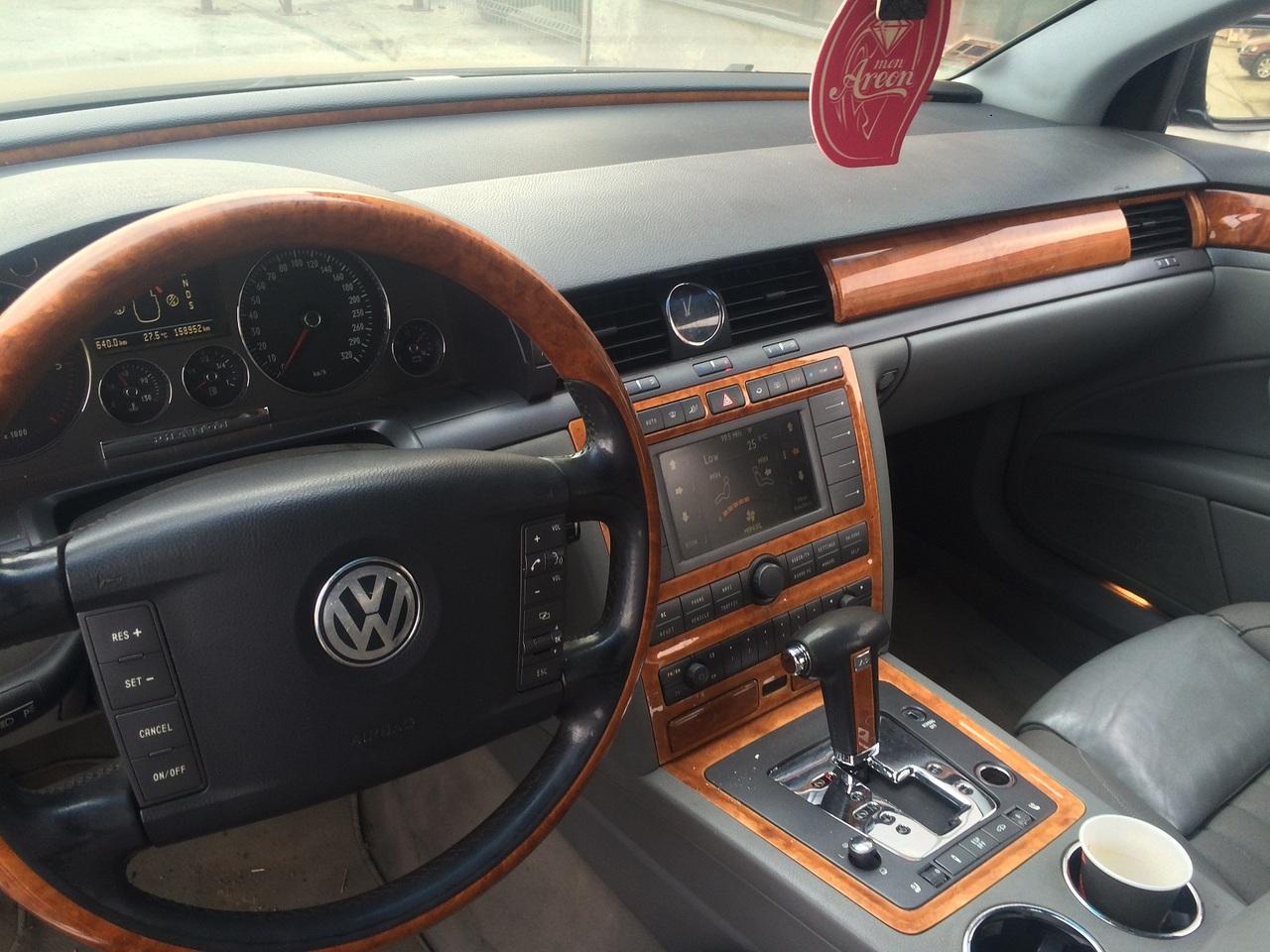 Dezmembrez VW Phaeton 5,0 V10 tdi 2005