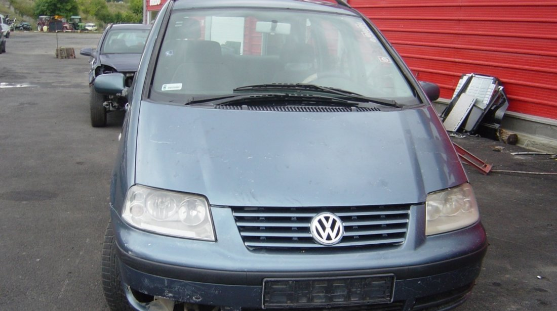 DEZMEMBREZ VW SHARAN 1.9 TDI 2001