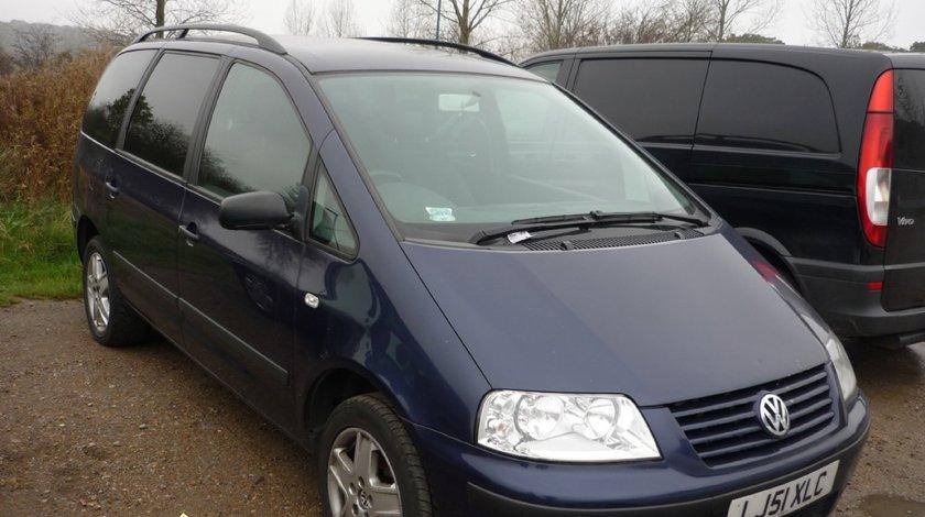 Dezmembrez VW Sharan 1 9TDI an fabricatie 2002