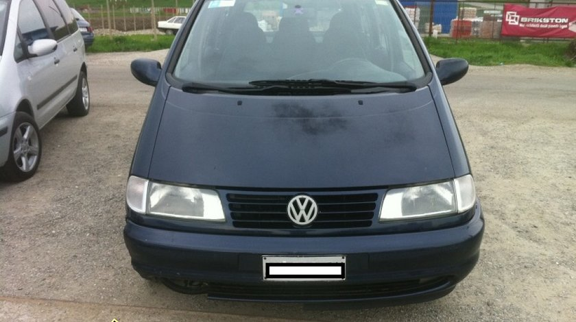 DEZMEMBREZ VW SHARAN 2 0I AN 1998