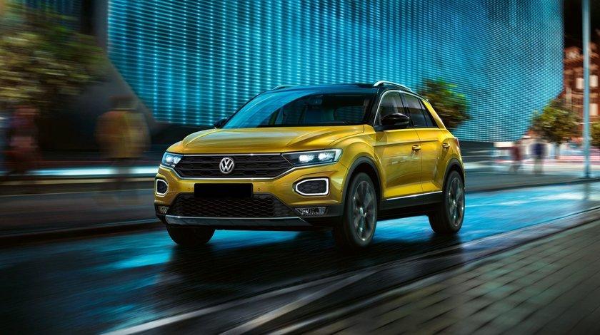 Dezmembrez VW T-ROC