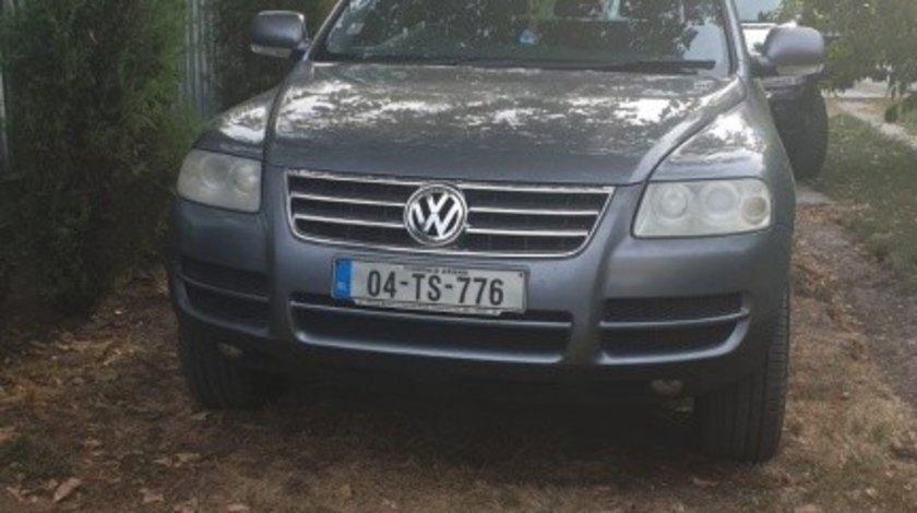 Dezmembrez VW Touareg 7L 2.5BAC cutie manuala