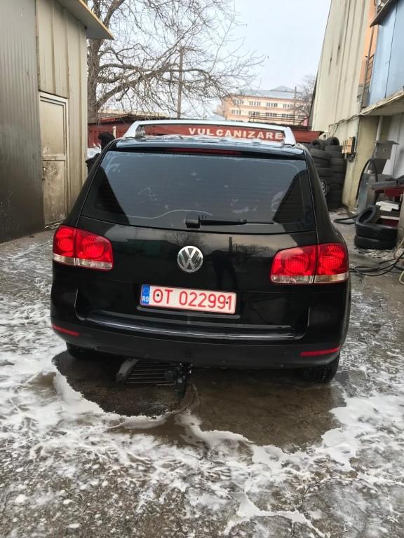 Dezmembrez VW Touareg 7L 2007 HATCHBACK SUV 2.5