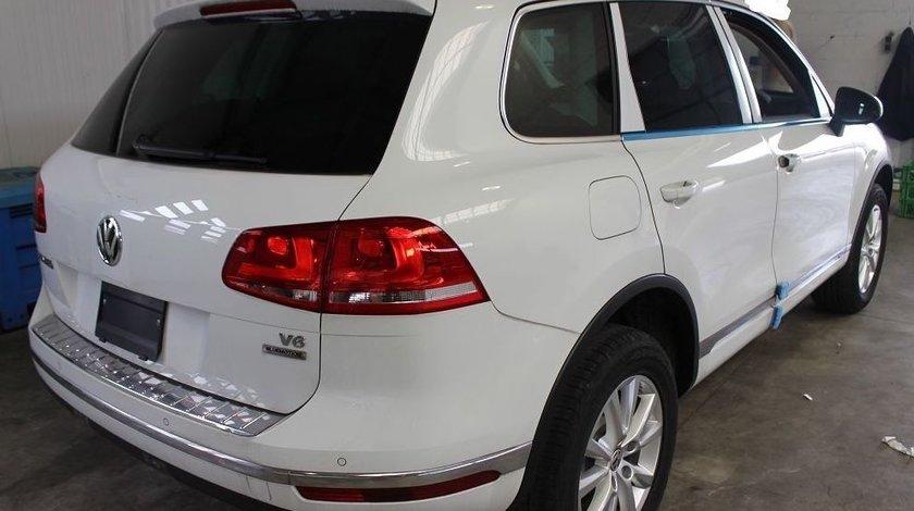 Dezmembrez VW Touareg 7P facelift 2016