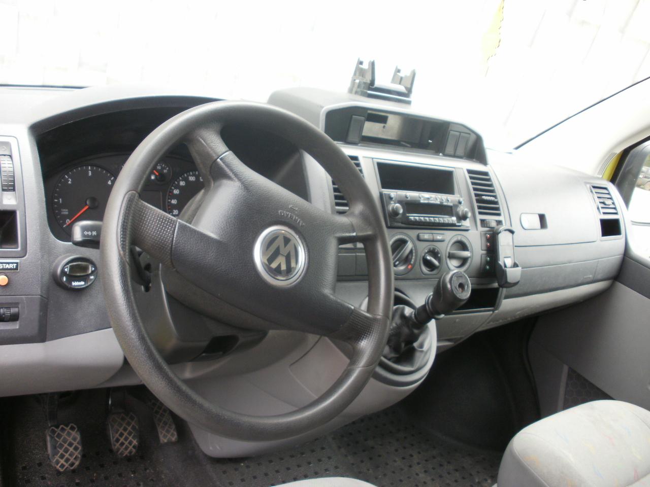 Dezmembrez VW Transporter T5, 2.5tdi, motor AXD, an 2005