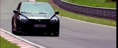Diabolicul Focus RS500 ajunge in Iadul Verde