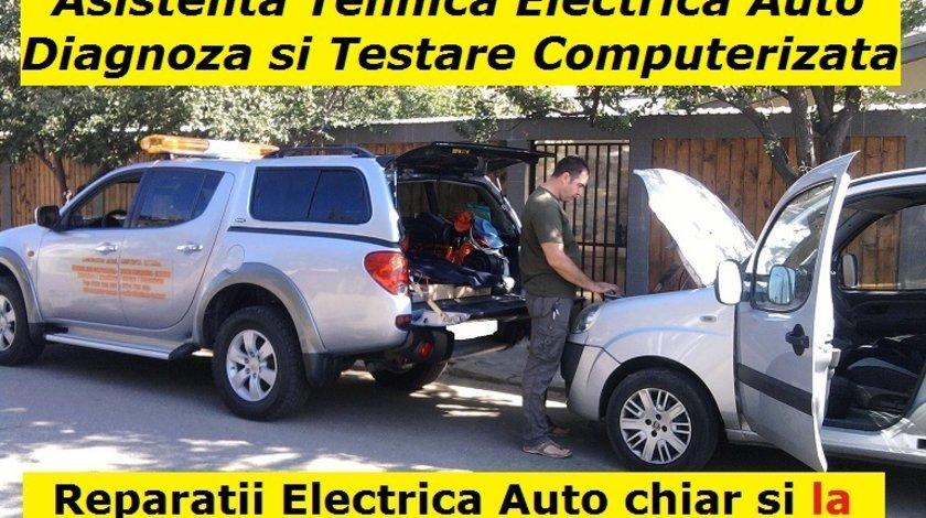 Diagnoza auto la domiciliu testare reparatii Bucuresti / Ilfov