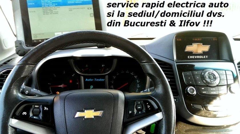 Diagnoza CHEVROLET Testare Tester Auto