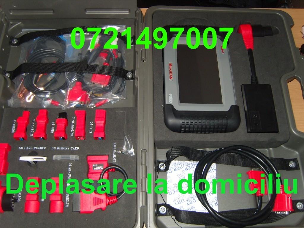 diagnoza la domiciliu 50 ron Oriunde in Bucuresti electrician mecanic