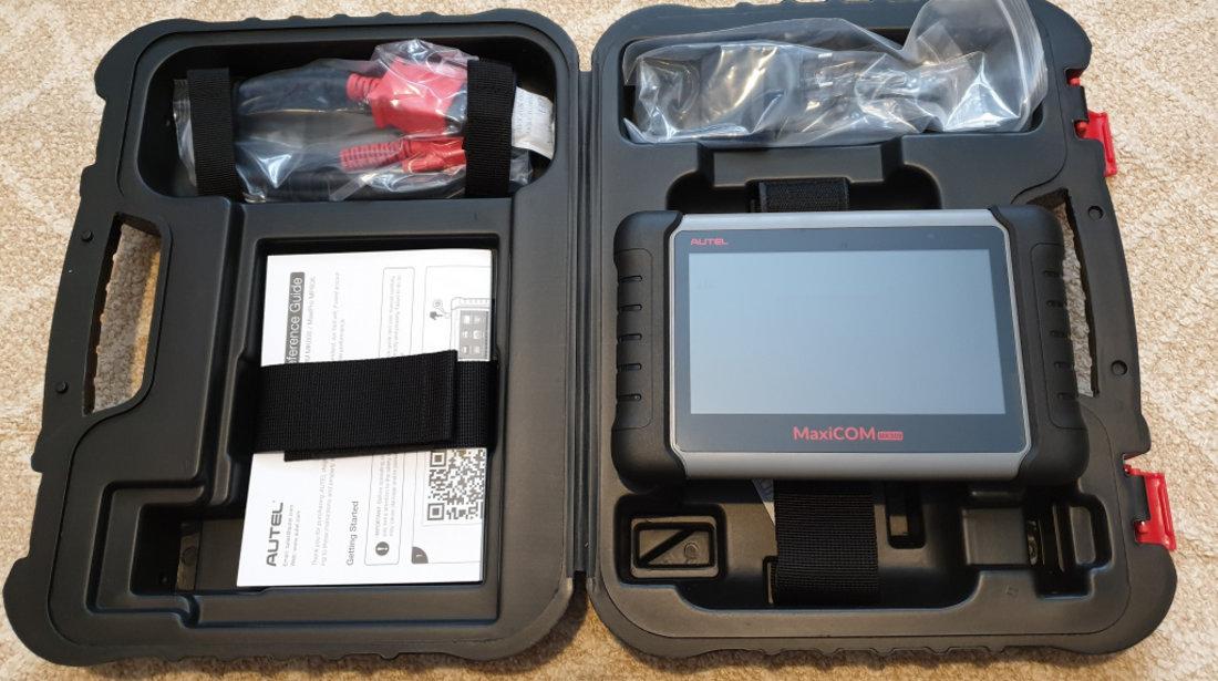 Diagnoza multimarca Autel MaxiCOM MK808 , Oil Reset, EPB/IMMO/DPF/SAS/TMPS