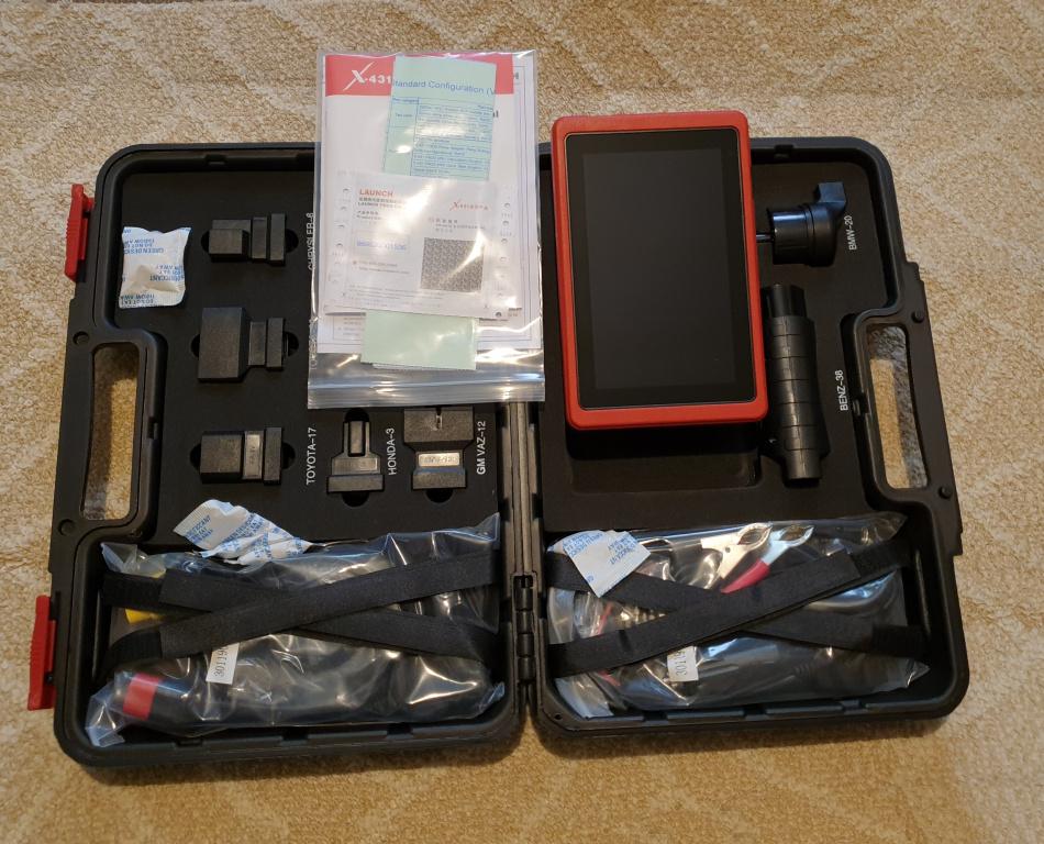 Diagnoza originala Launch X431 ProS Mini V3.0 - PRO Mini - 2 ani update gratuit