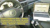 Diagnoza RENAULT Testare Tester Auto