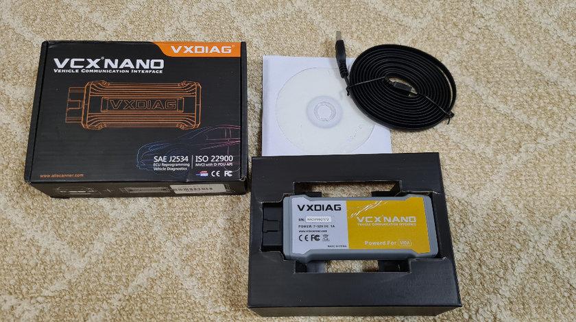 Diagnoza VXDIAG VCX NANO pentru masini Volvo ( Vida Dice 2014D )