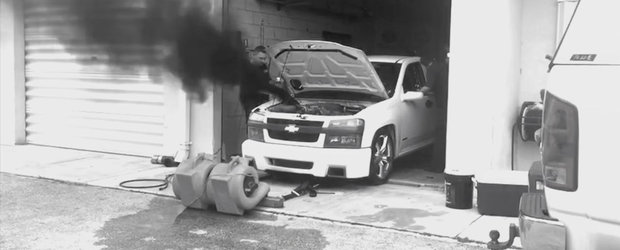 Dieselarul criminal: pune cu botul pe labe absolut orice benzinar cu motorul sau de 1000 cp si cuplu de cuirasat