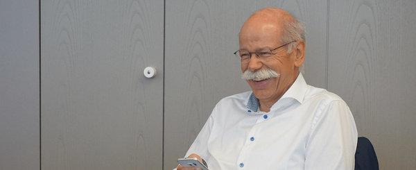 Dieter Zetsche paraseste pozitia de CEO Daimler dupa 13 ani. Reactia amuzanta a rivalilor de la BMW
