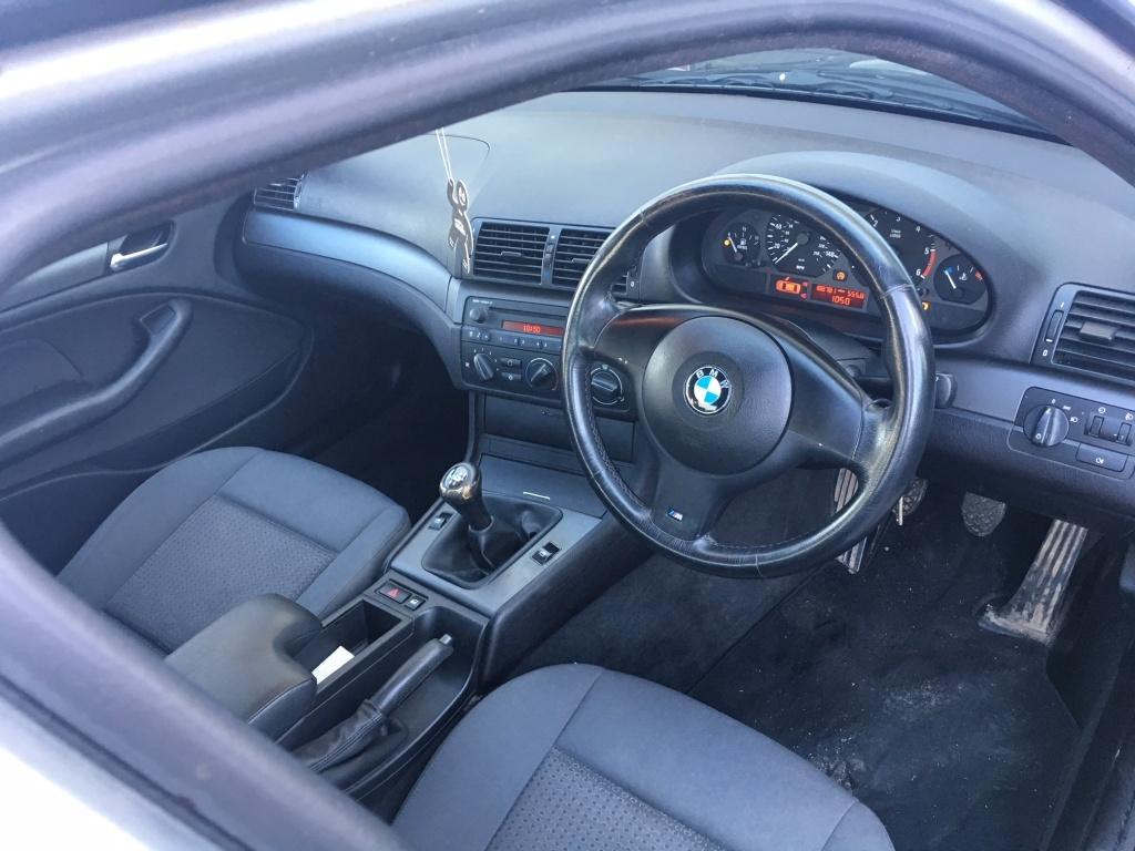Diferential grup spate BMW E46 2003 Berlina 318d