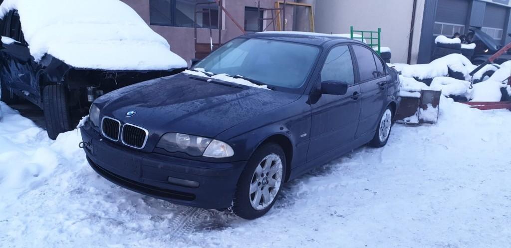 Diferential grup spate BMW Seria 3 E46 2000 berlina 2.0