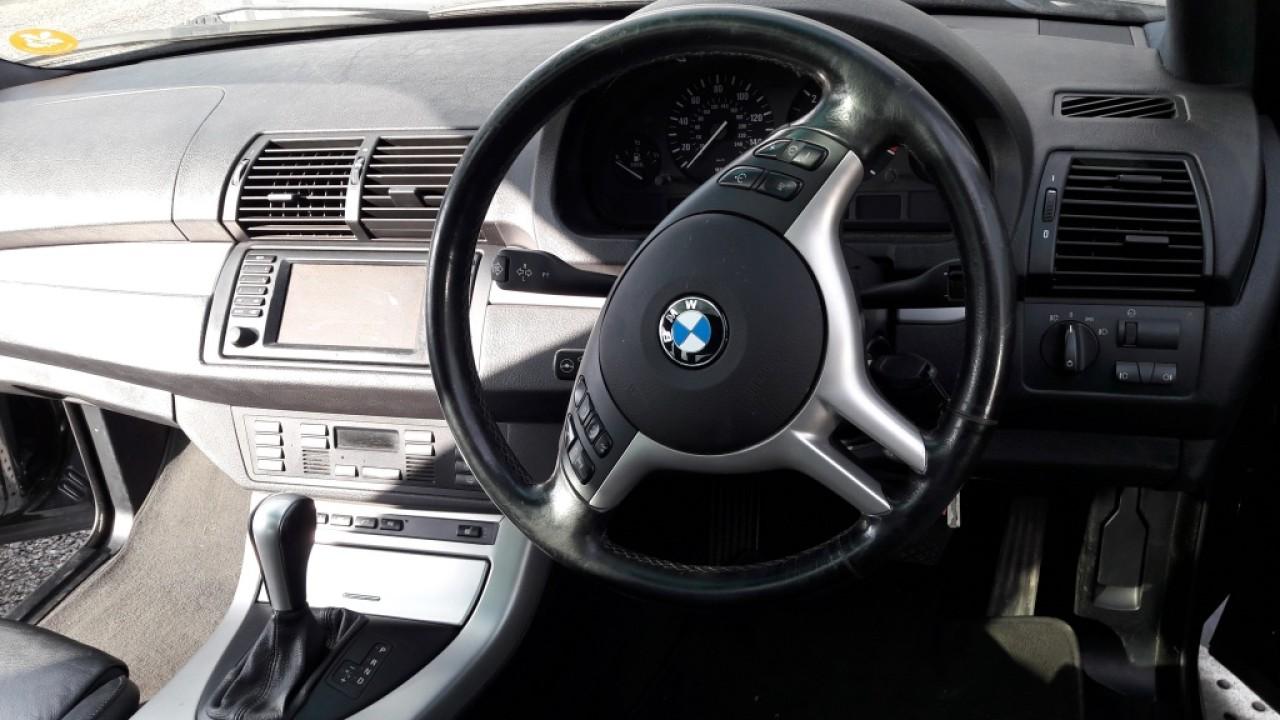Diferential grup spate BMW X5 E53 2003 SUV 3.0d