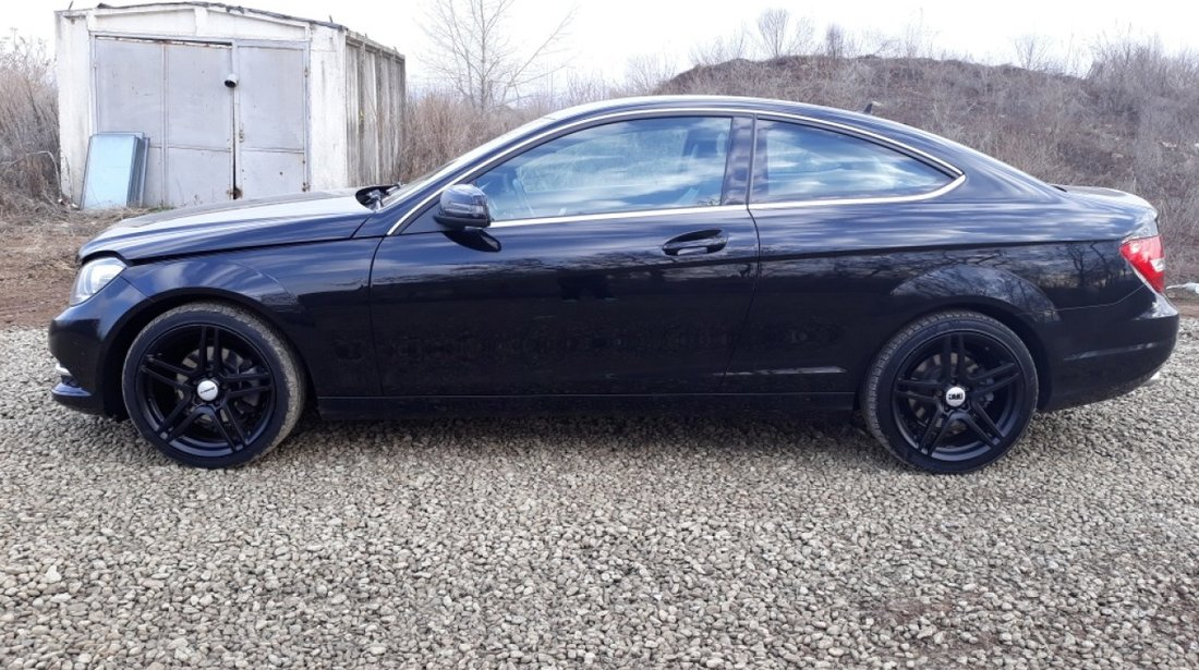 Diferential grup spate Mercedes C-CLASS W204 2013 coupe 2.2