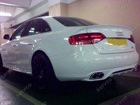 Difuzor ABT Audi A4 B8 ver1