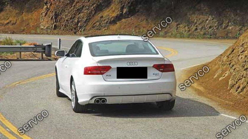 Difuzor ABT VOTEX bara spate audi A5 8T Coupe Cabrio S line S5 Rs5 2007-2012 v7