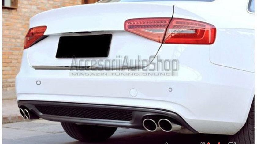 Difuzor Audi A4 B8 Plastic ABS + tobe S4