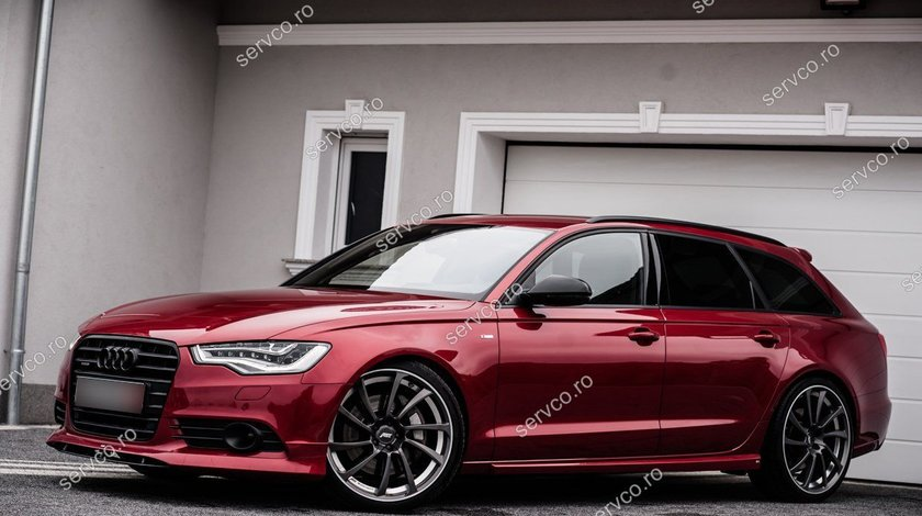 Difuzor Bara fata Audi A6 4G C7 ABT