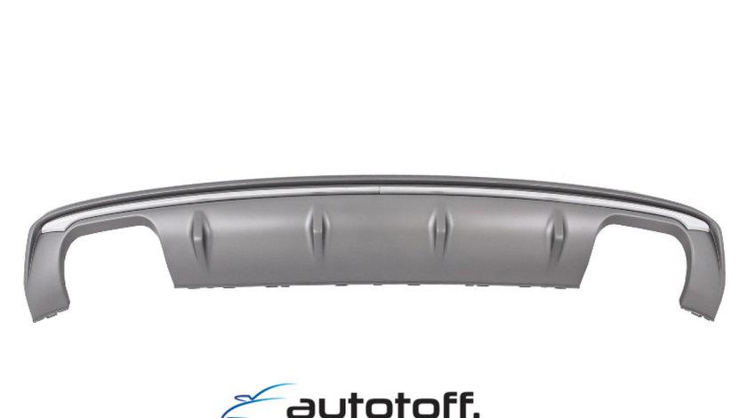 Difuzor Bara Spate Audi A3 8V Sedan (2012-2015) S3 Design