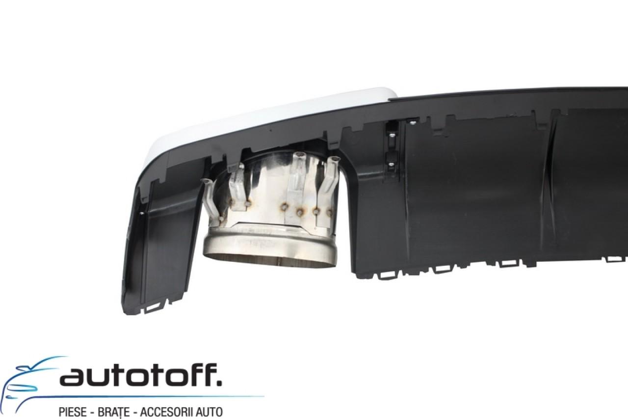 Difuzor Bara Spate Audi A3 8V Sedan Cabrio (2012-2015) RS3 Design
