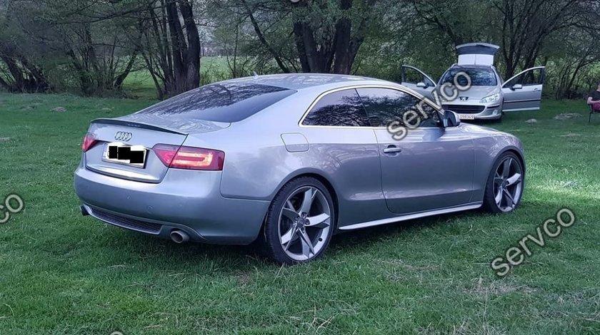 Difuzor bara spate  Audi A5 Coupe ABT 2007-2012 v2