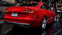 Difuzor bara spate Audi A6 4G C7 RS6 S6 Sline 2011...