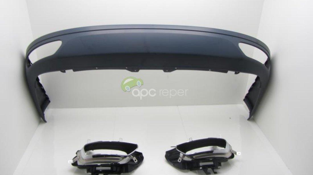 Difuzor bara spate Audi A8 4H W12 Original Nou !!! Set coplet!