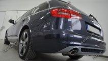 Difuzor bara spate bara spate Audi A6 C6 4F Faceli...