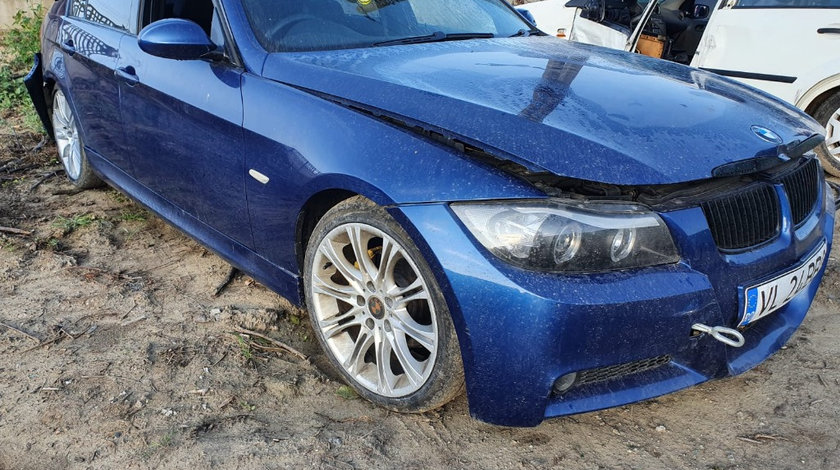 Difuzor bara spate BMW E90 2007 berlina M Pachet 2.5 i N52