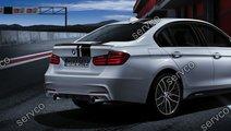 Difuzor bara spate BMW F30 F31 F35 2011-2015 v4
