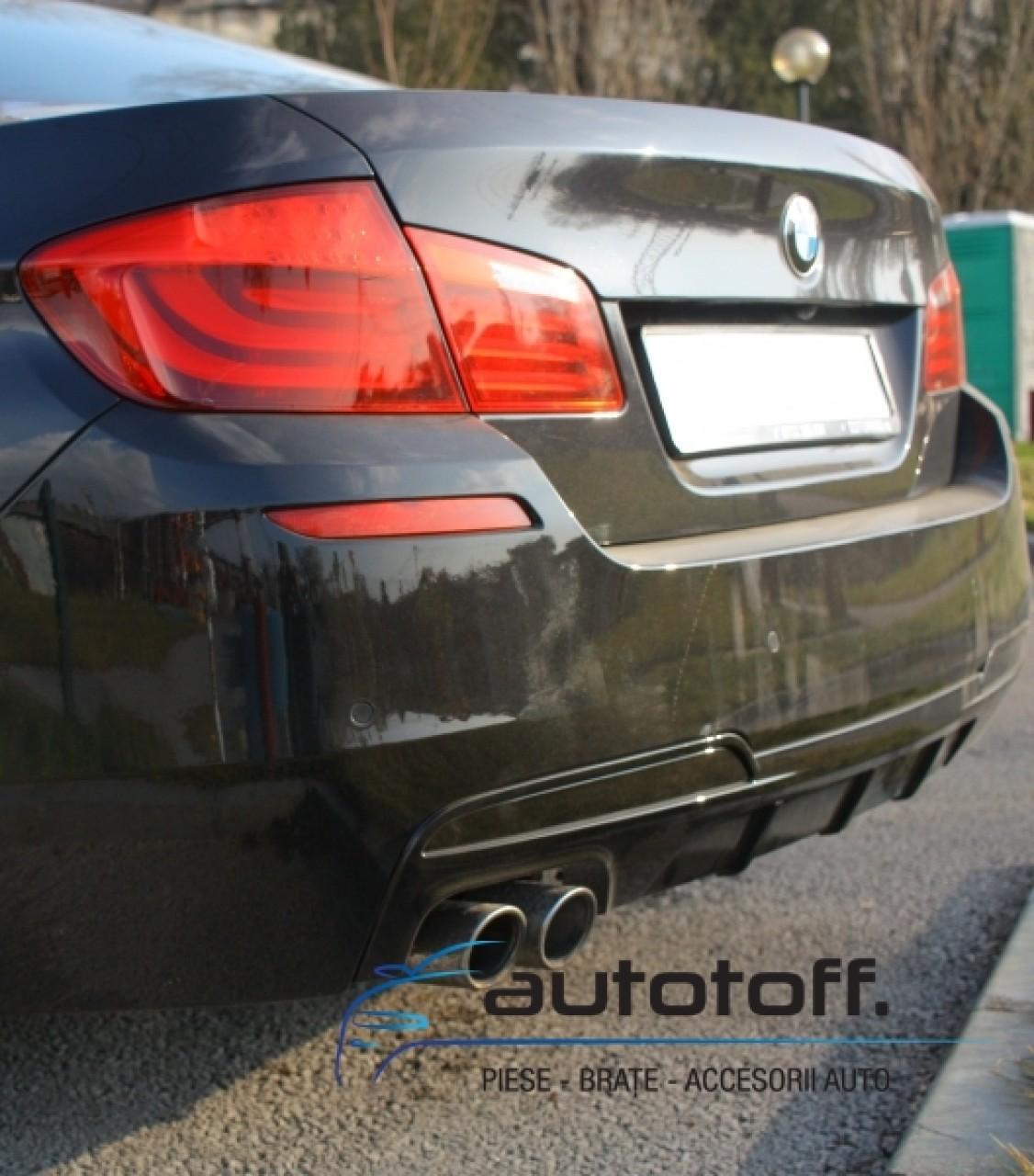 DIFUZOR BARA SPATE BMW SERIA 5 F10 (2011-2013) M-PERFORMANCE DESIGN