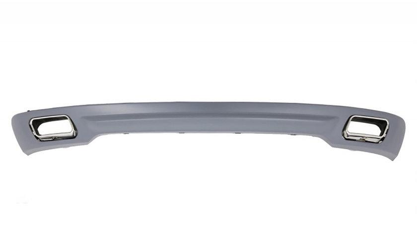 Difuzor bara spate BMW Seria 7 F01 (08-15) 740 Design