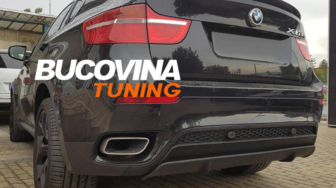 Difuzor bara spate BMW X6 E71 (08-15) M-Performance Design