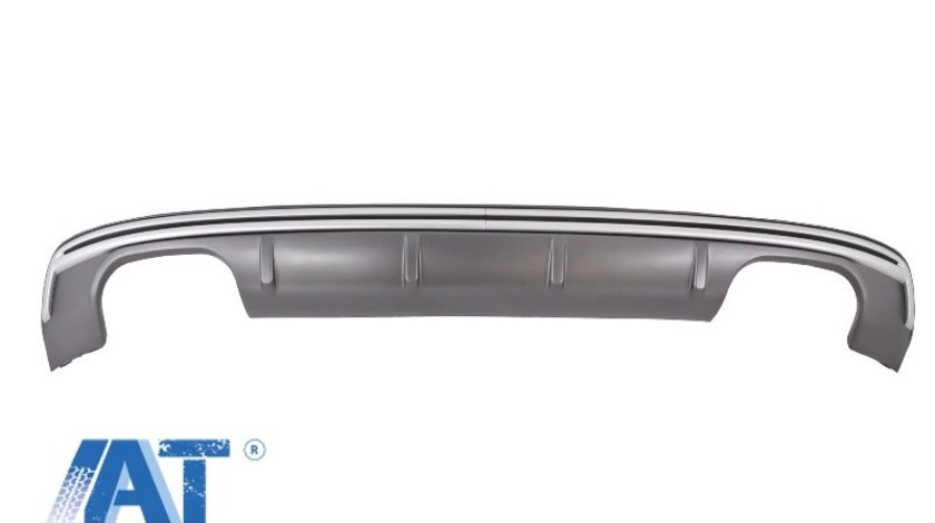 Difuzor Bara Spate compatibil cu AUDI A3 8V Hatchback Sportback (2012-2015) S3 Design
