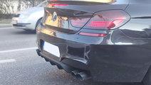 Difuzor Bara Spate compatibil cu BMW Seria 6 F12 F...