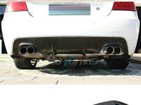 Difuzor bara spate evacuare Dubla BMW E60 E61 M packet
