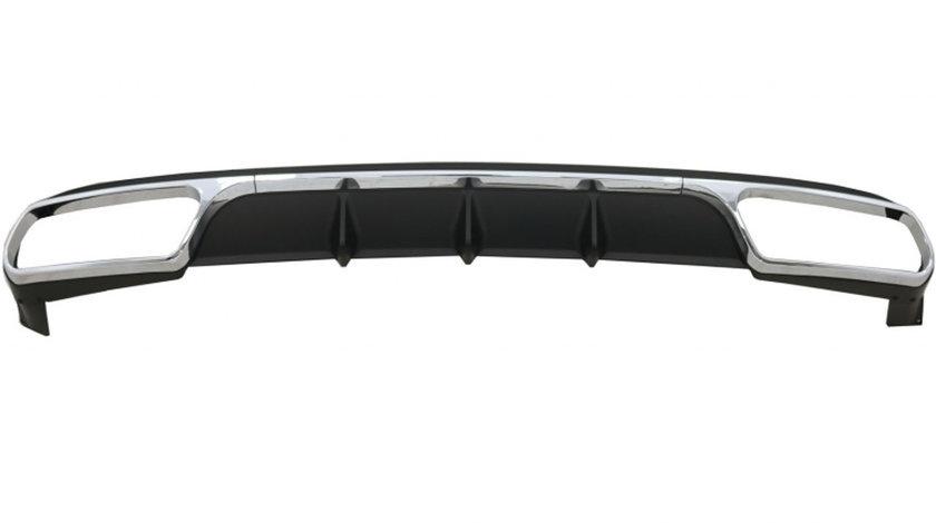 Difuzor Bara Spate Mercedes Benz W212 E-Class Facelift (13-16) AMG Design