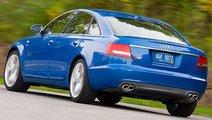 Difuzor bara spate S6 pentru evacuare dubla Audi A...