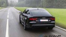 Difuzor Bara Spate si Ornamente Evacuare Audi A7 4...