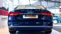 Difuzor Bara Spate si Tobe Finale Audi A8 D4 4H (1...