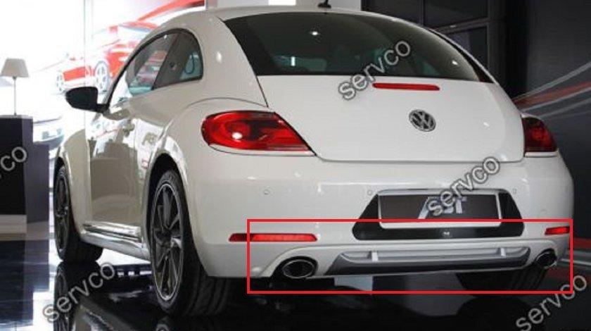 Difuzor bara spate VW Beetle 5C1 ABT 2010 – 2016